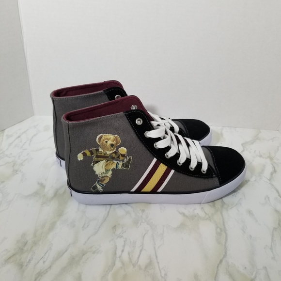 New Polo Ralph Lauren Rugby Bear Shoes